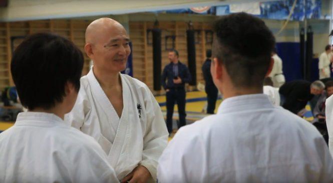 Международный семинар под руководством Матсуо Масадзуми, 8 ДАН Айкидо Ёсинкан Сейсейкай