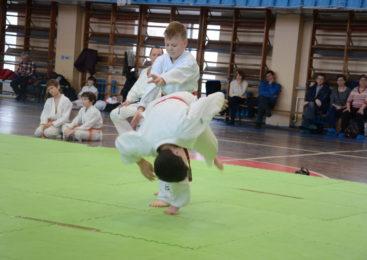 Выступление детей на Олимпиаде Боевых Искусств «Восток-Запад» 2017