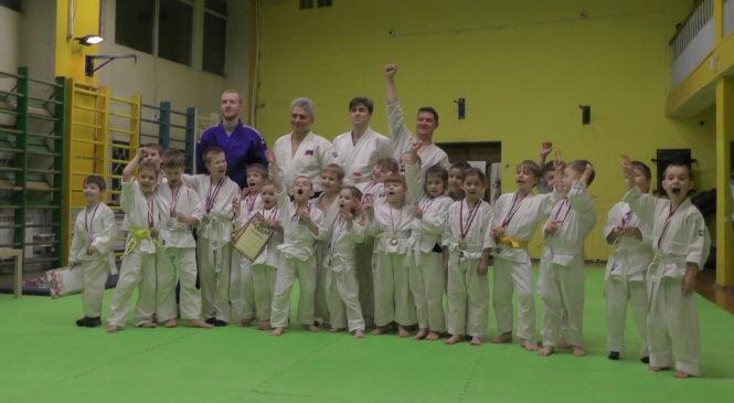 Открытое первенство клуба «Шимбукан» по борьбе сумо и силовому двоеборью среди детей 5-8 лет