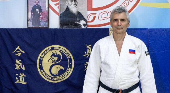 Основатель и руководитель клуба Шиманович Евгений Григорьевич