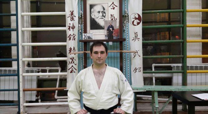 Инструктор Майков Артем